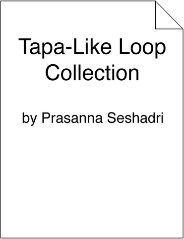 Tapa-Like Loop Collection