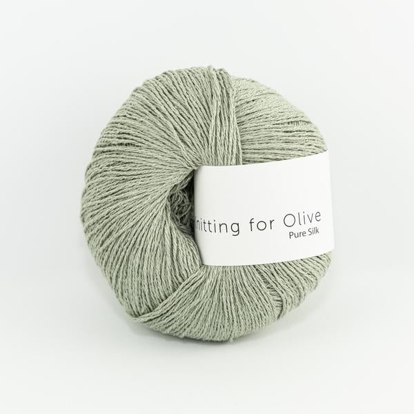 Pure Silk, 100% soie, dentelle (light fingering), balle de 50 g/250 m