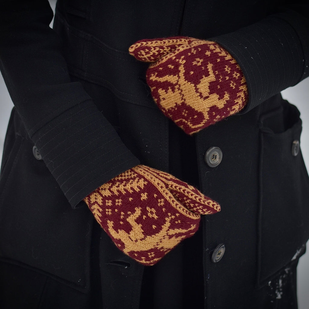 Harry Potter Mittens Kit