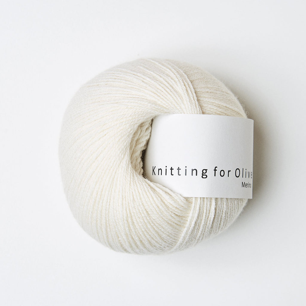 Merino, 100 % Merino, Light Fingering, Ball of 50 g/250 m