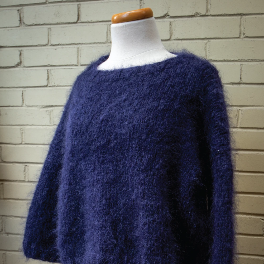Pull L'Heure Bleue