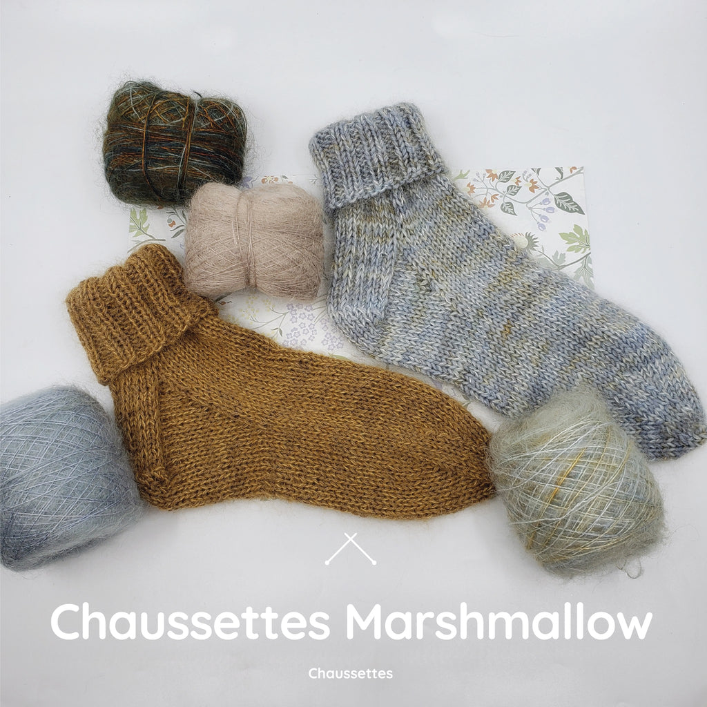 Chaussettes Marshmallow