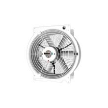 "Load image into Gallery viewer, Vostermans HAF 16"" Recirculation Fan 120V,1ph, 2.6A, 3294-CFM, w/ 10' Cord & Plug"