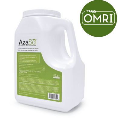 Azasol (Insecticide) - 2lb Container - OMRI Listed for Organic Use