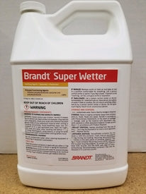 Super Wetter (Wetting Agent, Spreader, Penetrant) - 1 Gallon