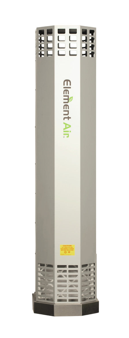 Element Air™ Tower Air Purification:  Standing Unit