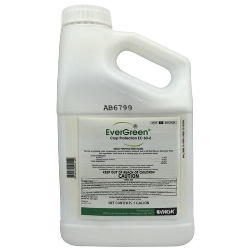Evergreen Crop Protection EC 60-6 (Insecticide) - 1 Gallon