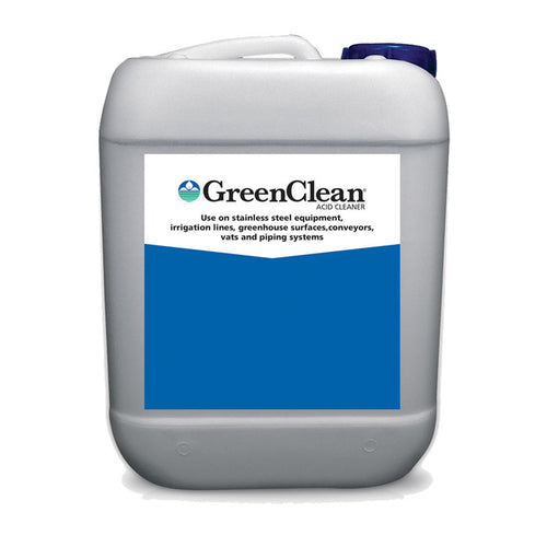 GreenClean Acid Cleaner (Acidic Cleaning Agent) - 5 Gallon
