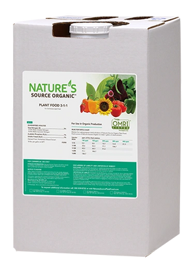 Nature's Source 3-1-1 (Fertilizer) - 4.7 Gallon