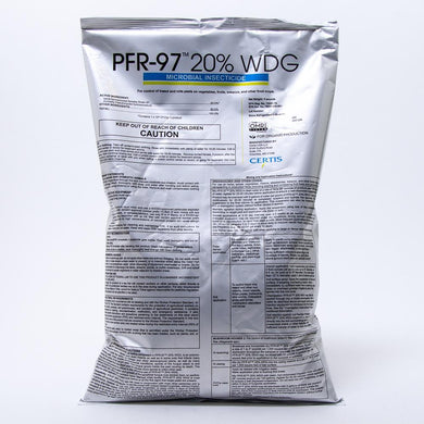 PFR-97 20% WDG (Microbial Insecticide) - 5lb Bag