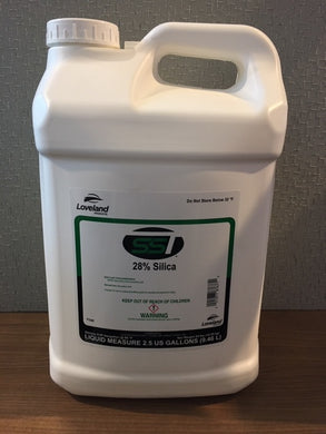 SST 28% Silica (Fertilizer/Nutrient) - 2.5 Gallon