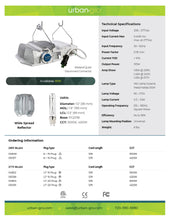 Load image into Gallery viewer, Soleil 315w CMH Fixture - Complete