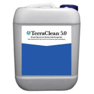TerraClean 5.0 (Broad Spectrum Bactercide/Fungicide) - 5 Gallon