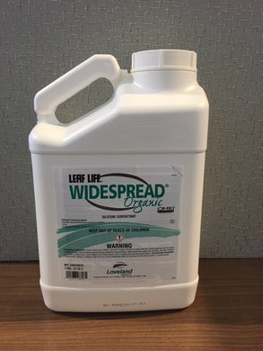 Leaf Life Widespread Organic (Silicone Surfactant) - 1 Gallon