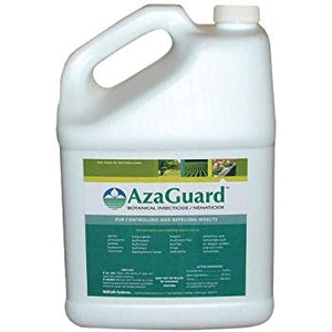 Azaguard (Botanical Based Insecticide/Nematicide) - 1 Gallon
