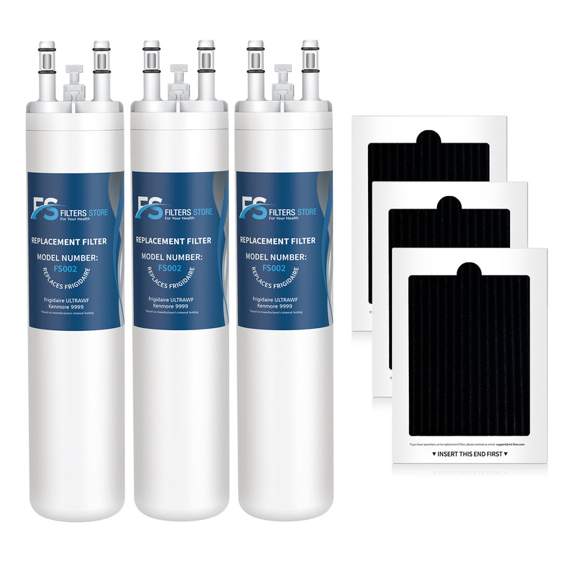 ULTRAWF, 46-9999, PureSource PS2364646 with Air filter, Filters Store 3pk