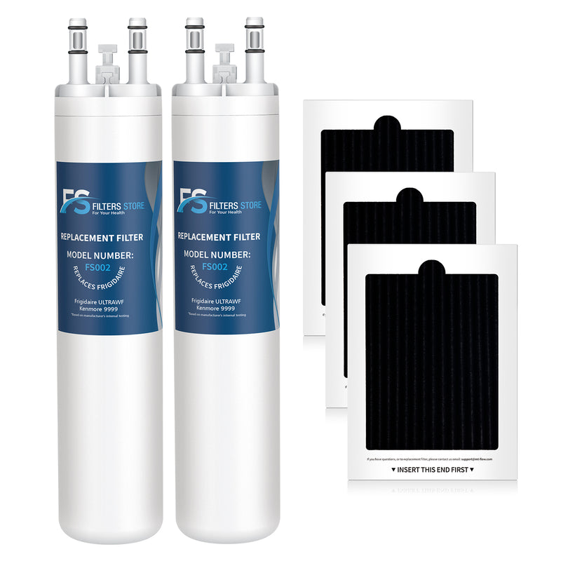 ULTRAWF, 46-9999, PureSource PS2364646 with Air filter, Filters Store 2pk