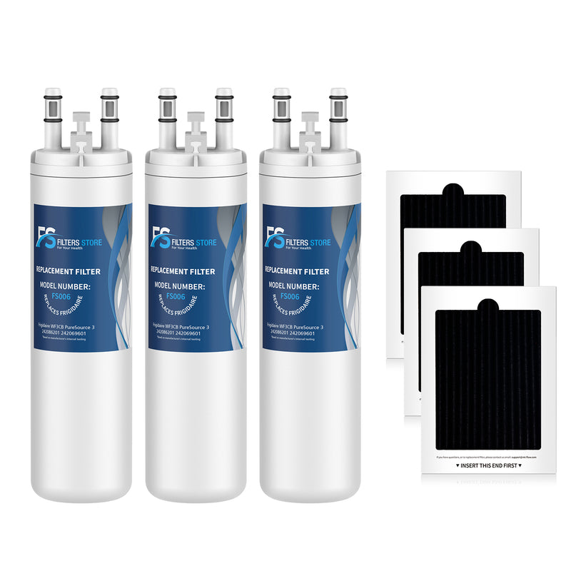 WF3CB, PureSource 3, FFHS2611LWF Water Filters with Air filter , Filters Store, 3pk