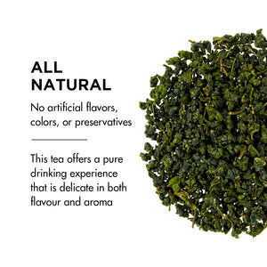 Organic Loose - Leaf Oolong Tea 36g