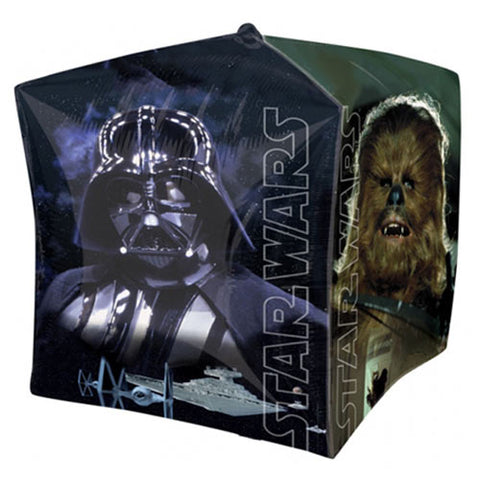 15 inch Cubez Star Wars Foil Balloon