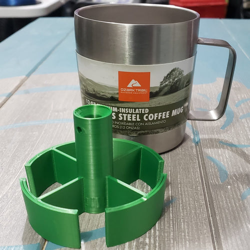 Tumbler insert for Ozark Trail Coffee Cups