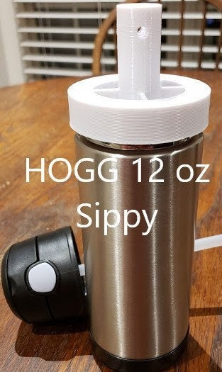 Threaded insert for Hogg 12 oz Sippy Bottle not included