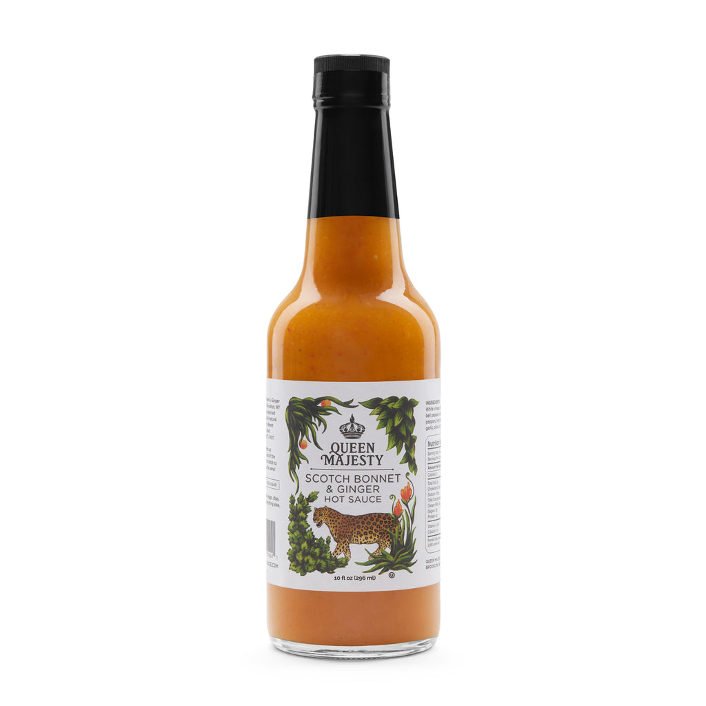07 • Scotch Bonnet & Ginger Hot Sauce 10oz.