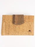 Women's cork wallet