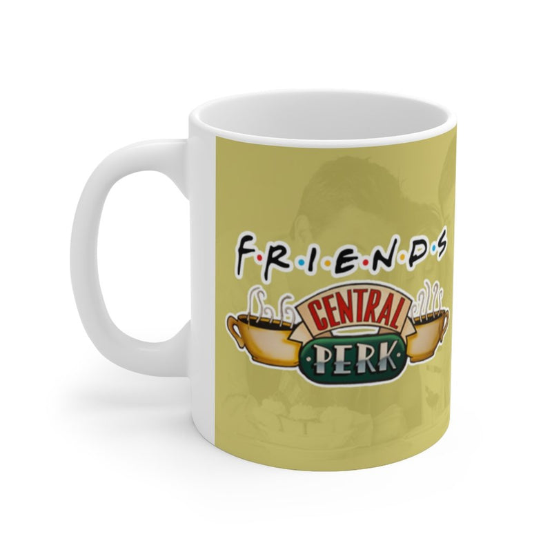 RACHEL GREEN coffee mug