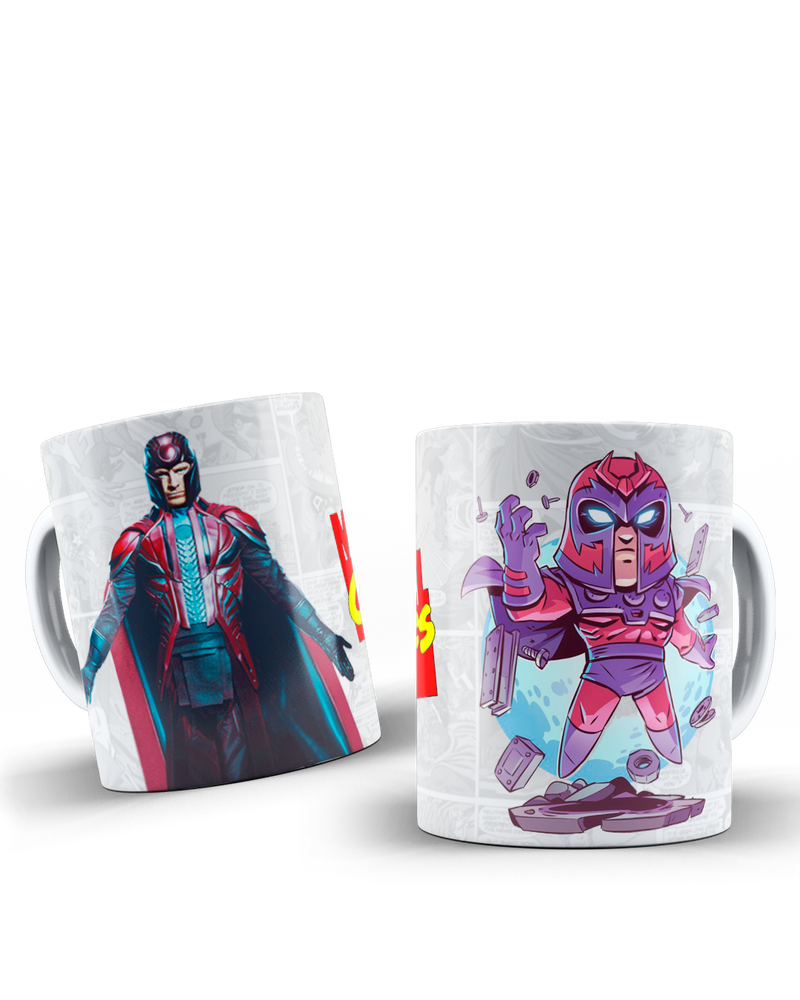 MARVEL - MAGNETO COFFEE MUG