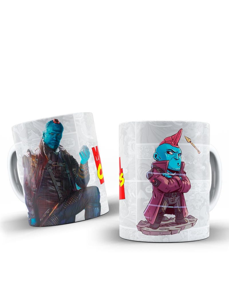 MARVEL - YONDU COFFEE MUG