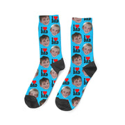 Custom Kids Socks