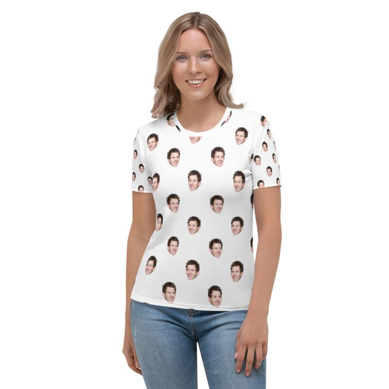 Personalized Face T-Shirt