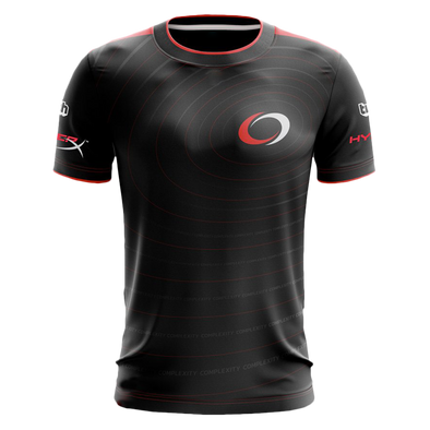 Complexity Men's Pro Jersey - Black