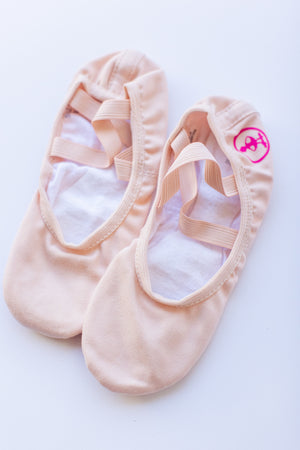 Ballet slippers & tap shoes