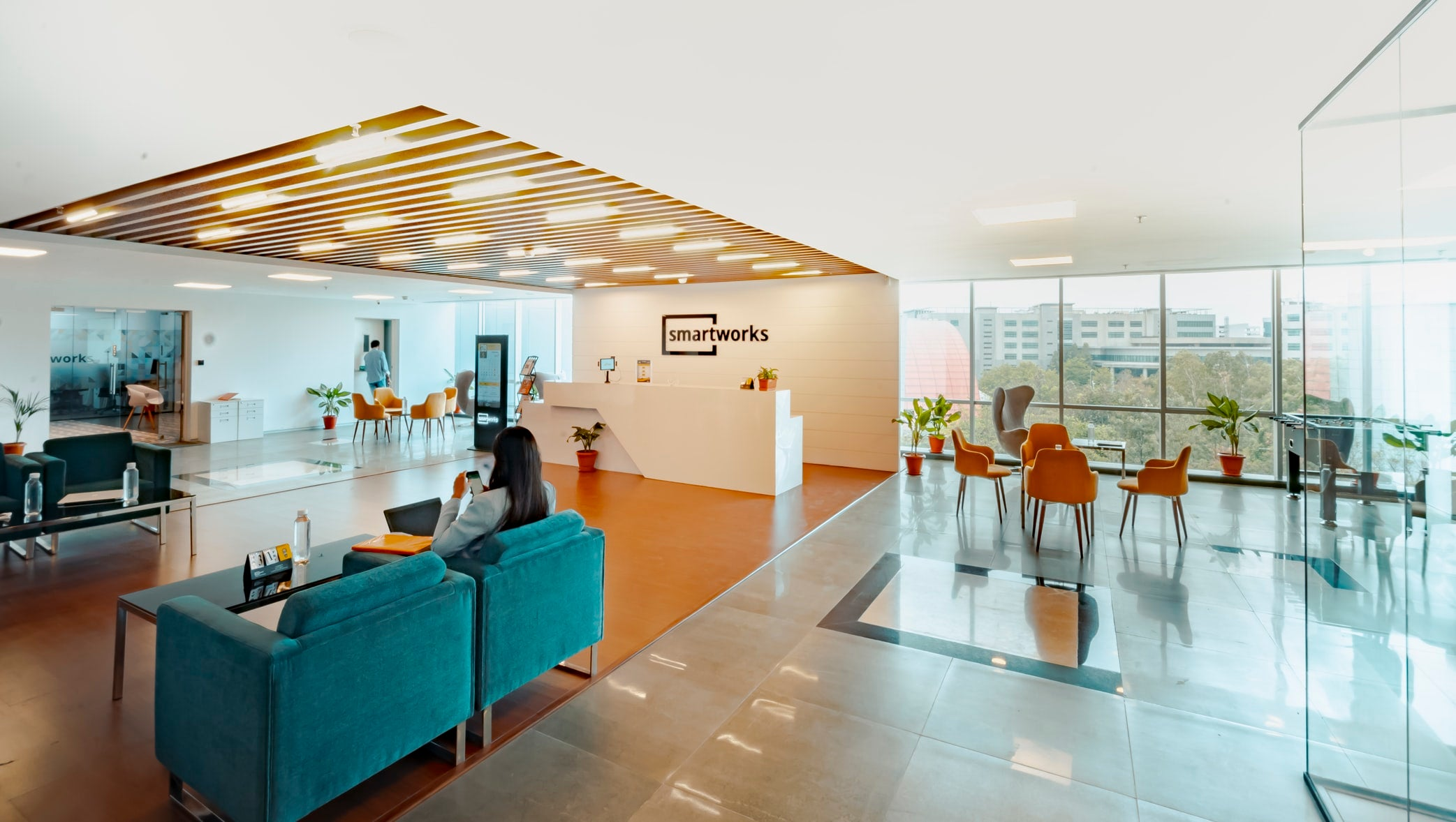 How to Design the Perfect Reception Area for Your Office