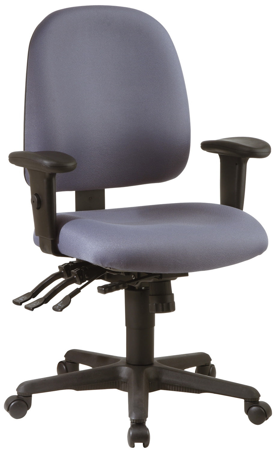 Computer and Task Chairs