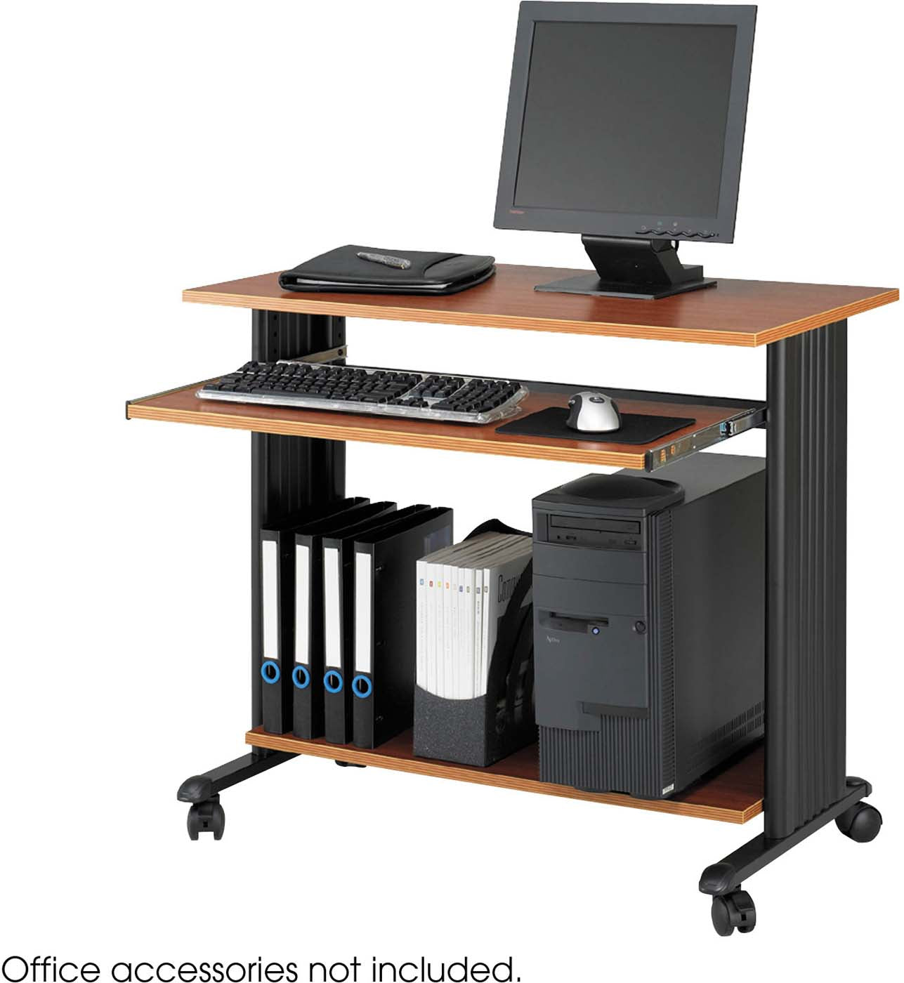 Safco Fixed Height Desks