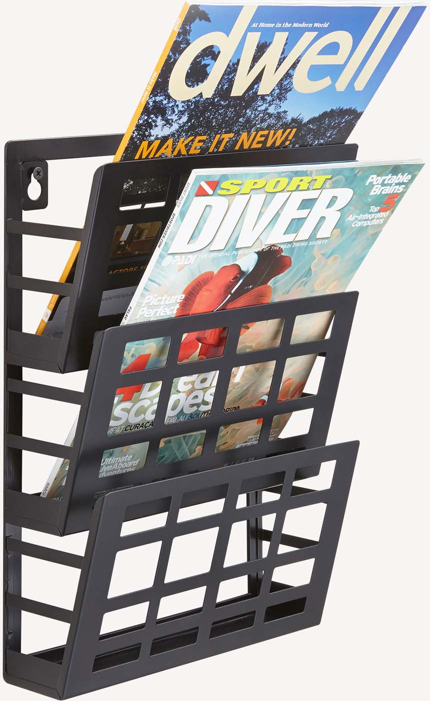 Safco Magazine Racks