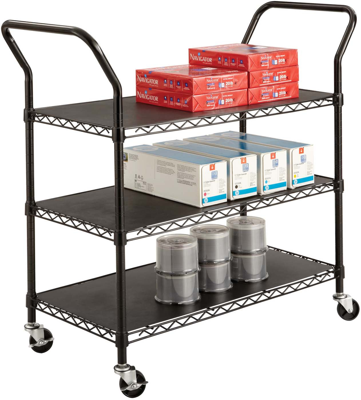 Safco Service Carts