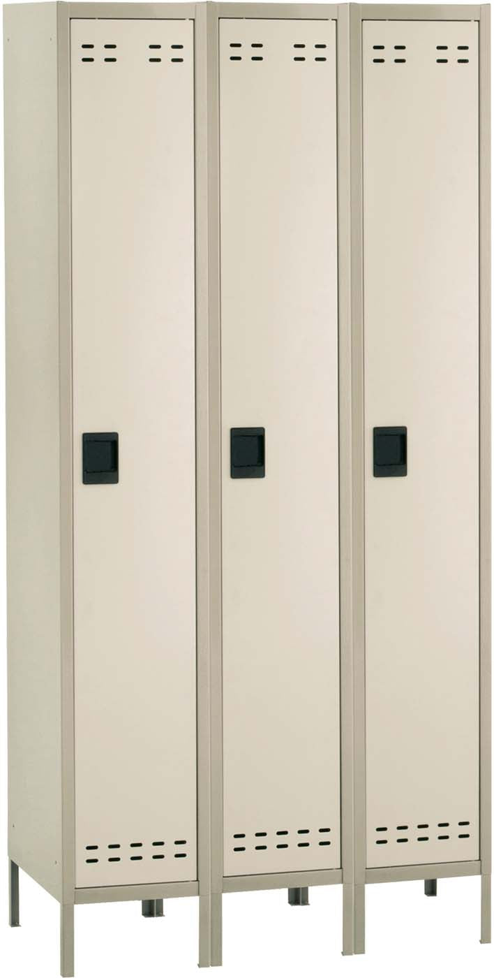 Safco Steel Lockers