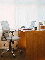 Evaluate the lighting in your home office