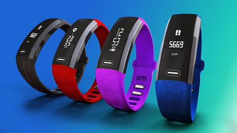 Wear your fitness tracking device to work