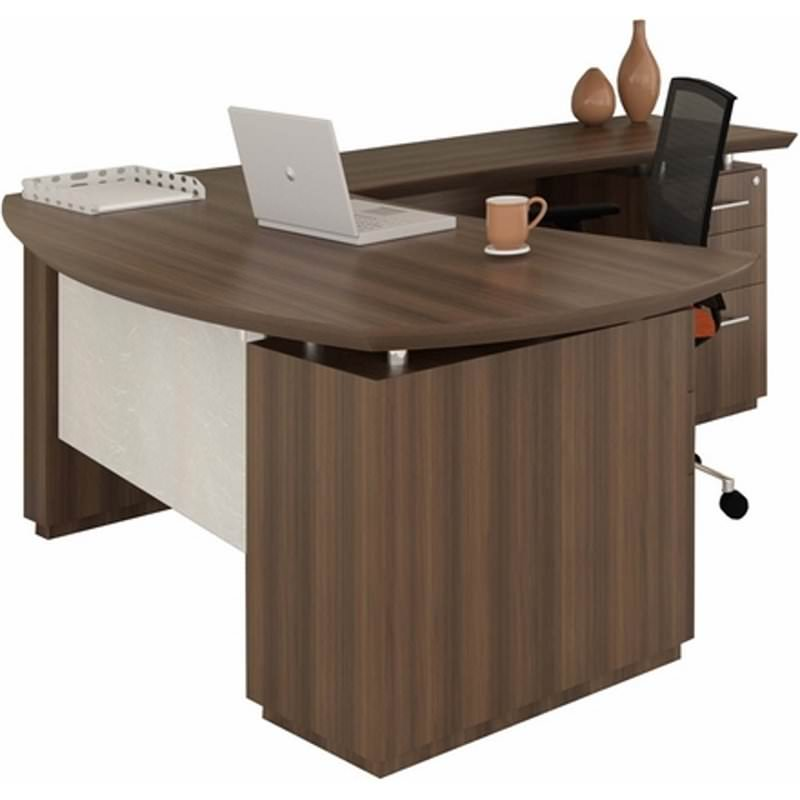 L Shaped Workstations