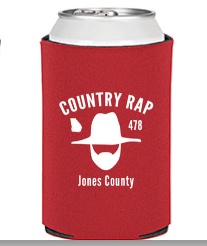 COUNTRY RAP COOZIE - RED