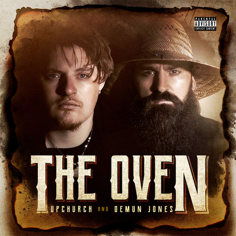 CD - The Oven(explicit) by Demun Jones/Upchurch