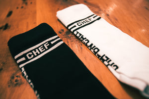 CHEF SOCKS