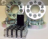 4 Wheel Spacers / Adapters | 5X100 To 5X100 | Wrx, Sti, Brz, Fr-S | 1.25"