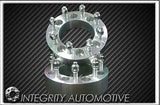 4X 8X6.5 TO 8X180 WHEEL ADAPTERS SPACERS | 1.5 INCH THICK 14X1.5 STUDS | 8X165.1 TO 8X180 - Wheel Adapters USA - 2