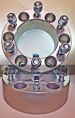 "2 WHEEL SPACERS 6X4.5 TO 6 X 4.5 | 1.25"" INCH (32MM) 